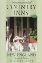 Guide to the Recommended Country Inns of New…