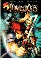 ThunderCats Season 1 Book 1 by Katsuhito…