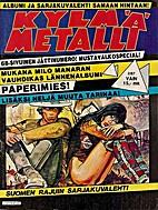 Kylmä Metalli 2/1987