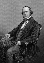 Author photo. Thomas Wright (antiquarian) 1859 Engraving D. J. Pound after Maull & Polyblank