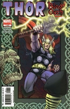 Thor Blood Oath 01 by Michael Avon Oeming