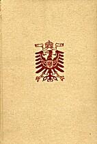 Die Reichsgründung. Band 2. by Erich…