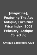 [magazine], Featuring The Acc Antique,…