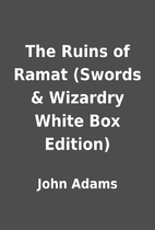 The Ruins of Ramat (Swords & Wizardry White…