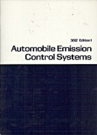 Automobile Emission Control Systems by James…
