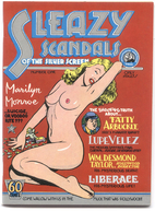 Sleazy Scandals of the Silver Screen by Art…