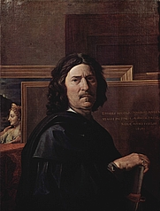 Author photo. Self-Portrait, 1649-50.