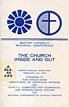 Baptist-Catholic Regional Conference: The…