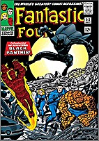 Fantastic Four [1961] #52 by Stan Lee