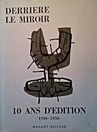 Derriere le Miroir : [revue] by Surrealismo…