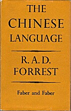 The Chinese language by Robert Andrew Dermod…