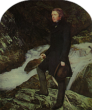 Author photo. John Everett Millais