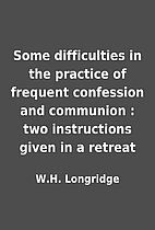 Some difficulties in the practice of…