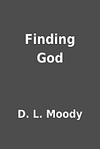 Finding God by D. L. Moody
