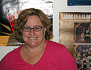 Author photo. Dana Frank