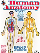 Human Anatomy: Two-Sided Giant Shaped Floor…
