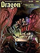 Dragon Magazine 66 by Kim Mohan