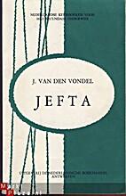 Jeptha of offerbelofte by Joost van den…