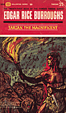 Tarzan the Magnificent by Edgar Rice…
