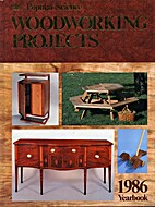 Popular Science Woodworking Projects 1986 by…