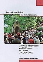 150 Jahre Odilienkapelle am Heiligenborn im…