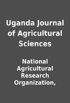Uganda Journal of Agricultural Sciences by…