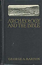 Archaeology and the Bible by George A.…