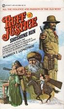 Ruff Justice 10: Shoshone by Warren T.…