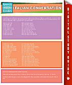 Italian Conversation (Speedy Study Guides)…