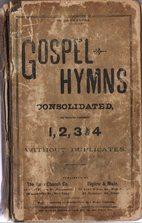 Gospel Hymns: Consolidated, Embracing No. 1,…