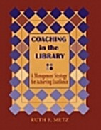 Coaching in the library : a management…