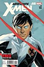 Astonishing X-Men #59 by Marjorie M. Liu