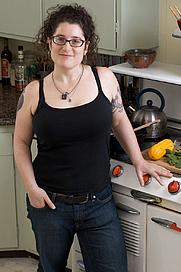 Author photo. Lisa Jervis