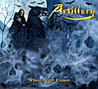 When Death Comes by Artillery