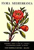 Flora mediterranea II by Luigi Fenaroli