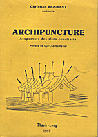Archipuncture: Acupuncture des sites…