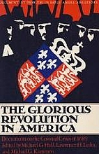 The Glorious Revolution in America:…