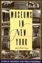 Museums in New York by Fred W. McDarrah