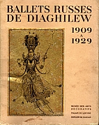 Les ballets russes de Serge de Diaghilev,…