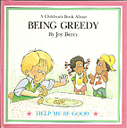 A Children's Book About Being Greedy by Joy…