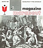 Magazine Marabout n°1, Janvier- Février…