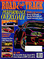 Road & Track 1993-08 (August 1993) Vol. 44…