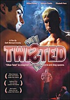 Twisted dvd by Seth Michael Donsky