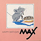 Happy Birthday Max by Hanne Türk