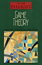 Game Theory by John Eatwell