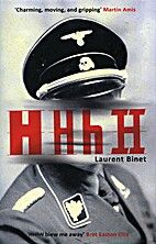 HHhH: A Novel by Laurent Binet