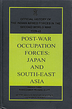 Post-War Occupation Forces: Japan and…