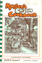 Rogers Cajun Cookbook by Vernon Roger