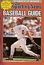 1994 Baseball Guide by Craig Carter