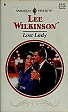 Lost Lady by Lee Wilkinson